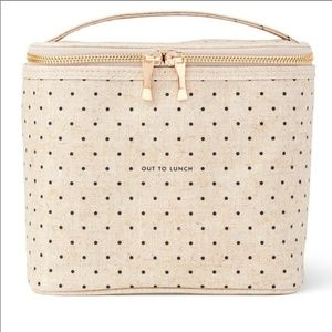Kate Spade lunch bag NEW